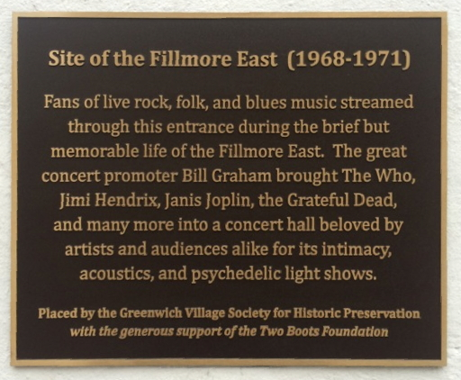 Fillmore_East_Plaque